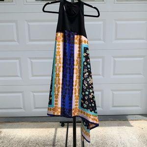 Rachel Rachel Roy handkerchief asymmetrical dress